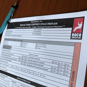 CS Preplan Checklist