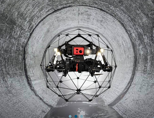 Confined Space Drone