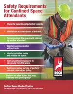 Roco Rescue CS Attendant Requirements