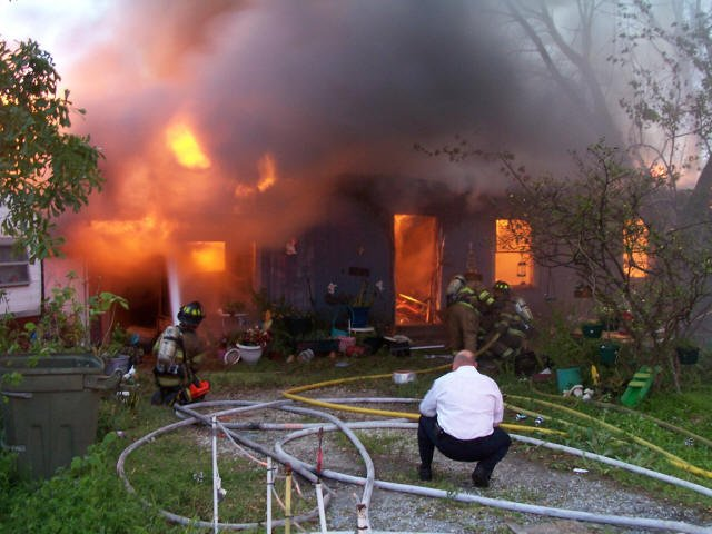 House Fire by WFD