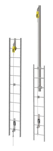 Latchways® Vertical Ladder Lifeline Kits