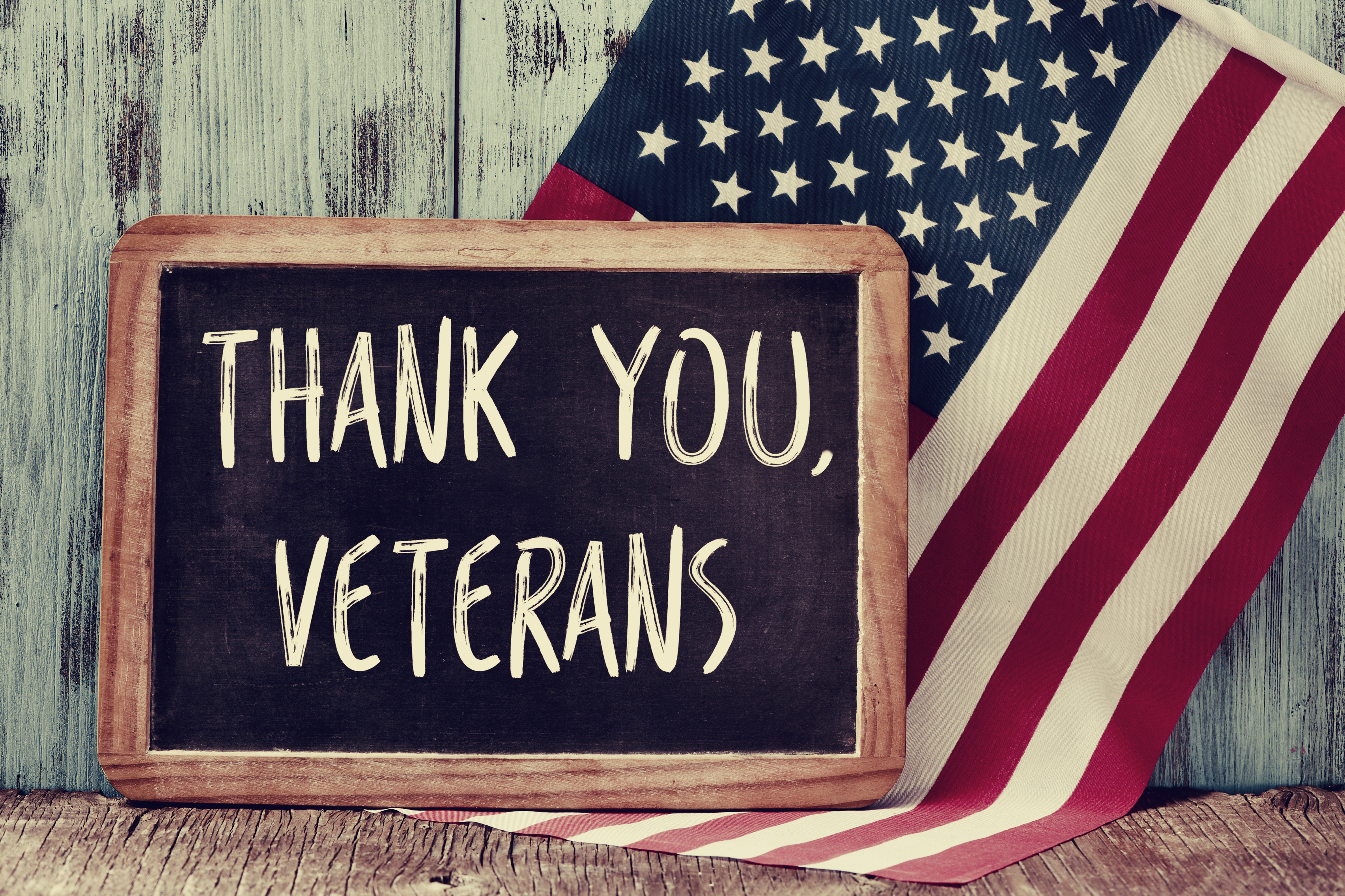 Thank you veterans, from Roco Rescue