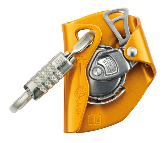 Rescue Toolbox: Petzl ASAP LOCK