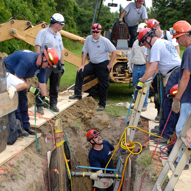 Q&A: What are the Rescue Requirements for Trenches/Excavations?