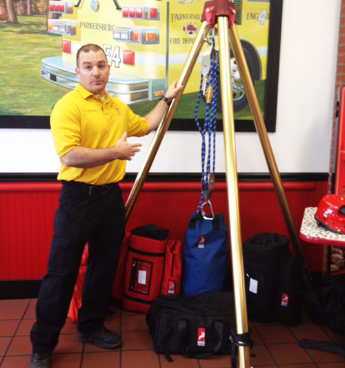 VFD Acquires Rescue Equipment Through Firehouse Subs Foundation