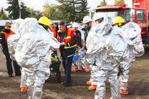 Hazcom 2012 & GHS: What Rescuers Need to Know