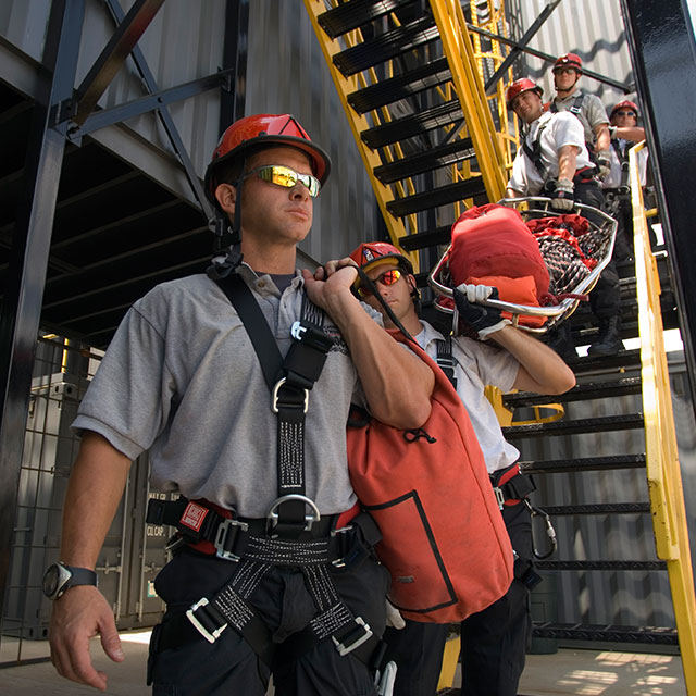 Industrial Rescue I/II…Practical Skills, Industrial Focus