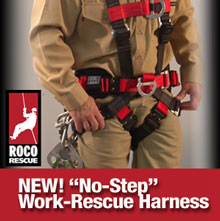NoStep Harness