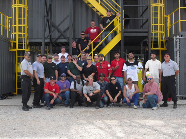 Confined Space Tech II – Students From Around the Globe