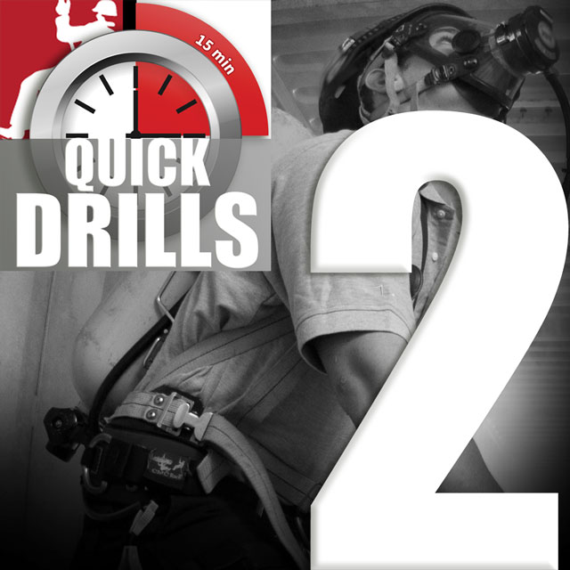 Roco QUICK DRILL #2 - SCBA/SAR Proficiency