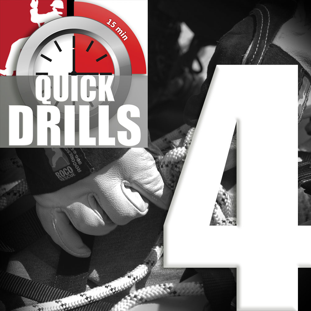 Roco QUICK DRILL #4 - Selecting the Proper Knot and Tying Correctly