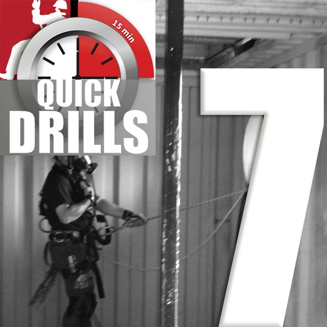 Roco QUICK DRILL #7 - Anchor Selection and Rigging