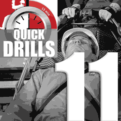 Roco QUICK DRILL #11 - Patient Packaging (Single Rescuer)