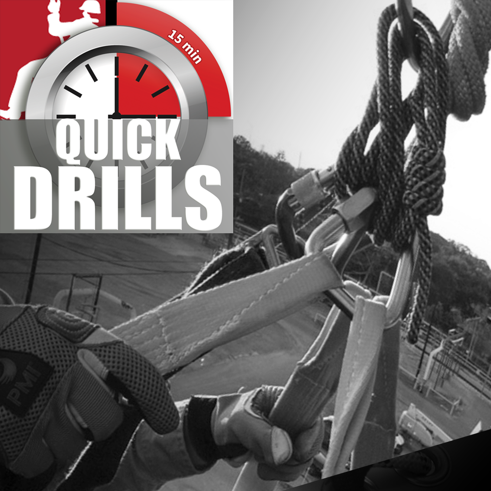 Roco QUICK DRILL #12 Patient Packaging (Tandem Rescuers)
