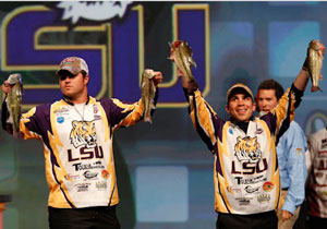 Tigers trump Tide in Bassmaster College Classic