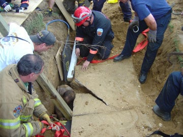 Trench Rescue…A thinking game