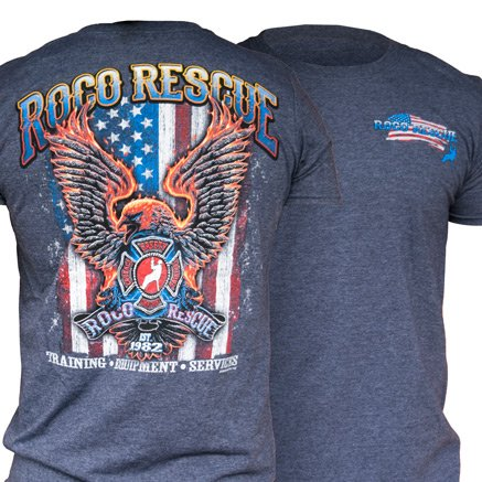 Limited Edition: Roco's Patriot T-shirt