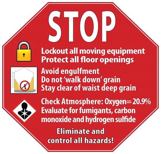 OSHA Warns of Engulfment Hazards