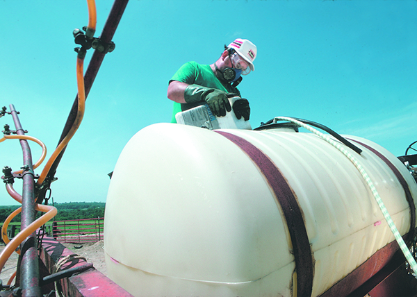 Confined Space Dangers in Pesticide Tanks