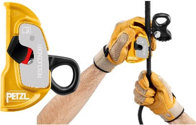 Rescue Toolbox: Petzl Rescucender