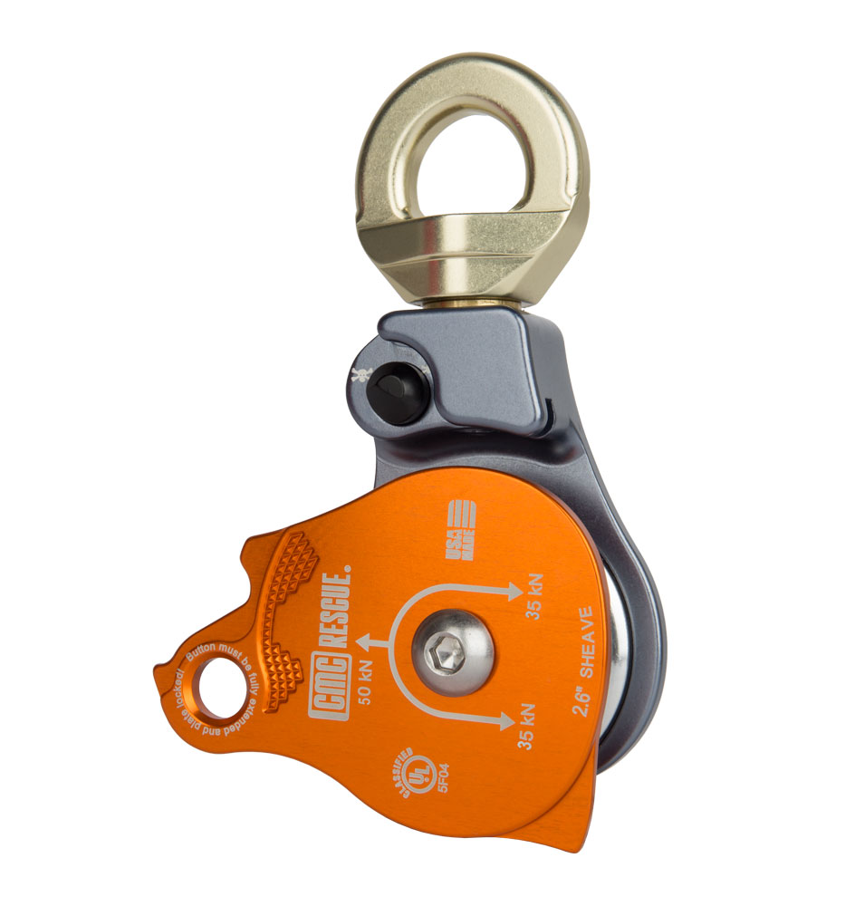 Rescue Toolbox: CMC PMP Swivel Pulley