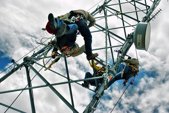 Keeping Pace with Fall Protection